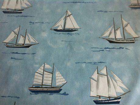 Maritim Mariner blå