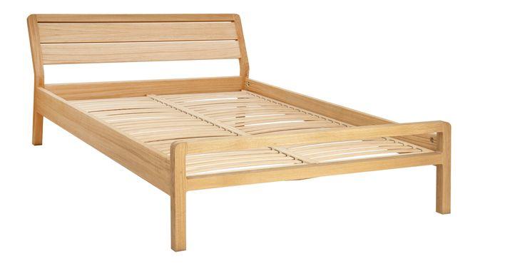 radus betten 140x200cm holzfarben holz sch ner wohnen 62 pinterest. Black Bedroom Furniture Sets. Home Design Ideas
