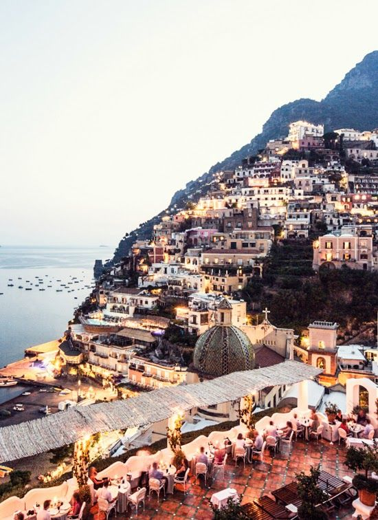 Positano, Italy | photo by katie quinn davies
