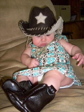 Baby Infant Toddler Cowboy Hat Felt....PICK YOUR COLOR by 2Fab, $25.00