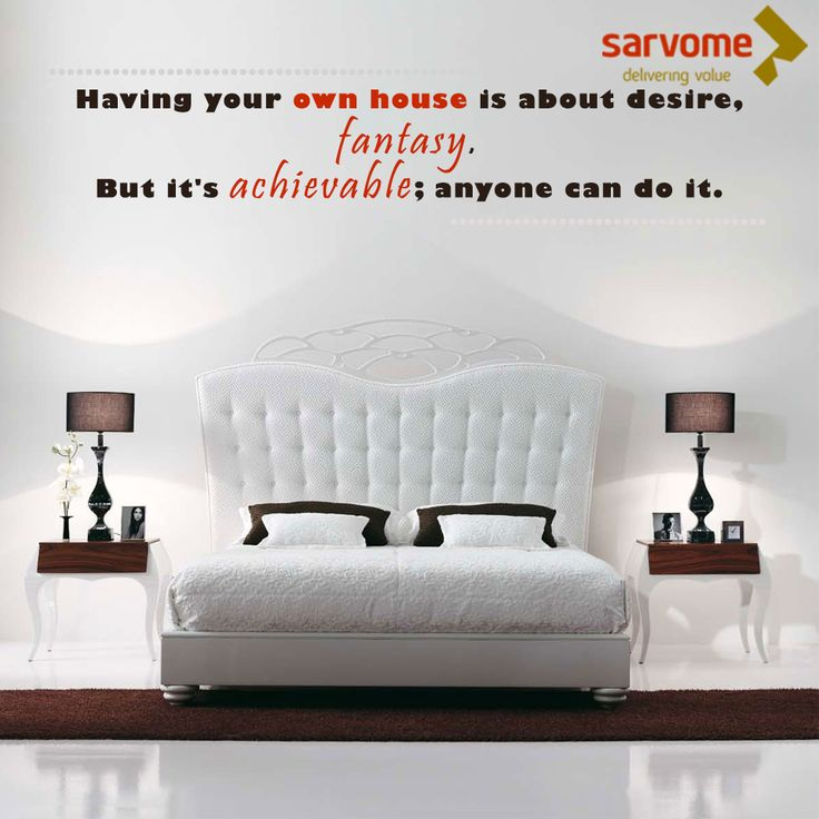 Buy a home for your loved ones, not property.  ‪#Sarvome‬ ‪#Home‬ #home #feeling
