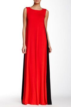 Rachel Pally Verona Two-Tone Dress