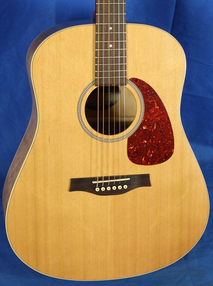 Seagull Guitars Coastline S6 Original Slim Acoustic Guitar