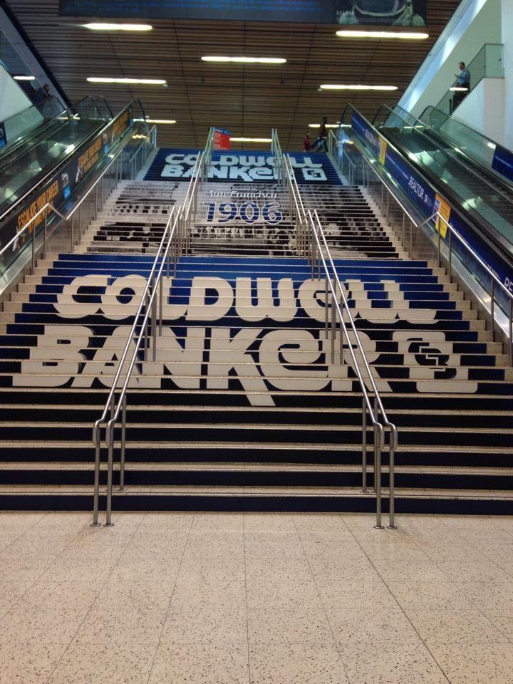 Coldwell Banker Staircase NAR San Fran