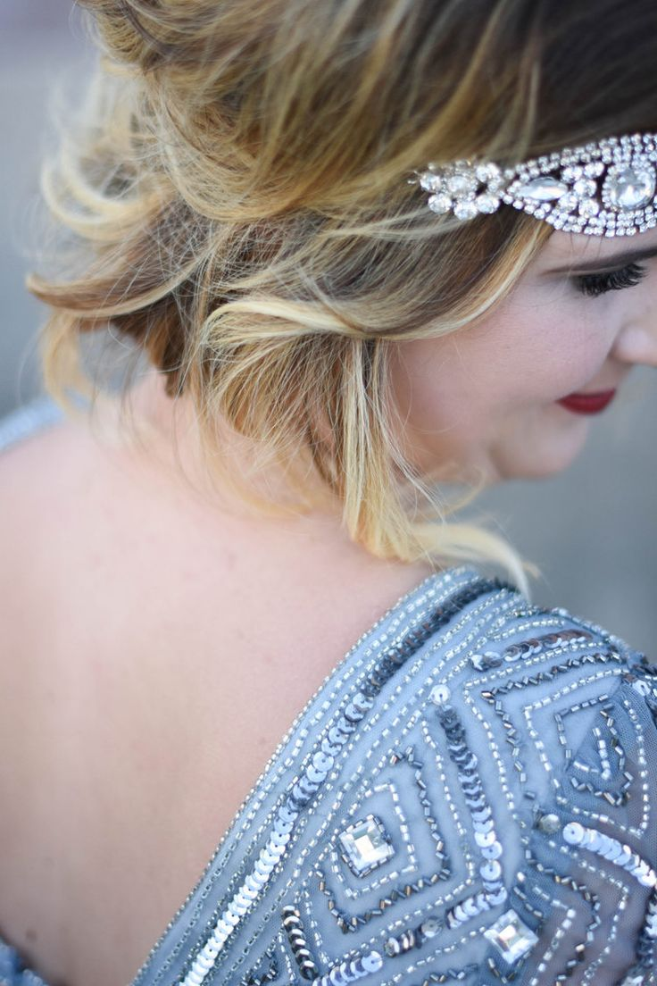 Macys baby hair accessories - Gatsby Themed Engagement Shoot In Downtown Iowa City By Macy Marie Photography