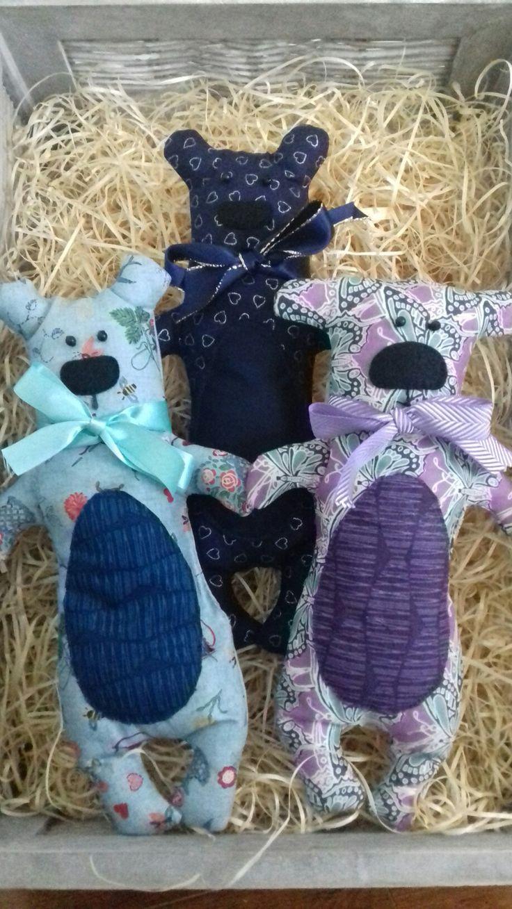 Lavender filled  Bears