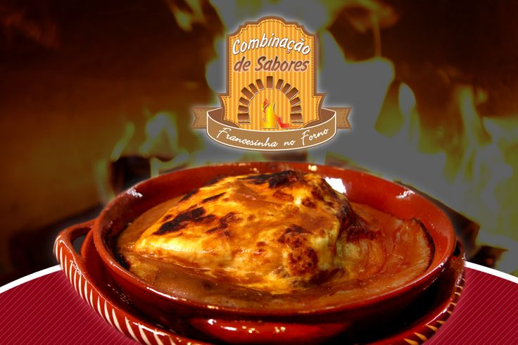 Já pensou o que jantar esta noite? Que tal uma deliciosa Francesinha em forno a lenha? 😊 .  Faça agora a sua reserva pelo ☎️ 252 378 509.
