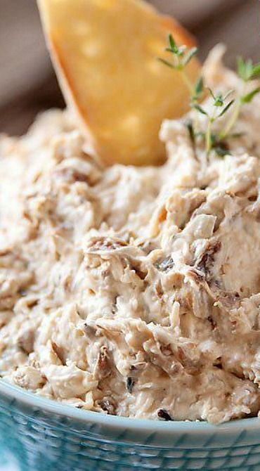 Caramelized Onion & Thyme Dip