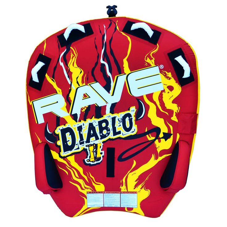RAVE Diablo II Towable [02318]