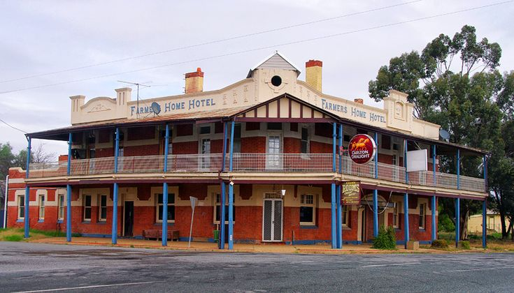 Classic Aussie Pubs 5 - Matong - Matong, New South Wales