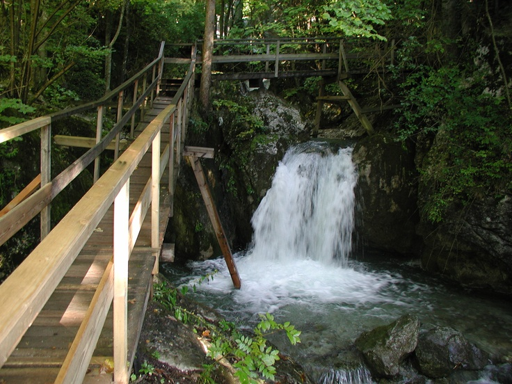 Myra Waterfalls Muggendorf Hiking and Water World - Photocredit: Enzo