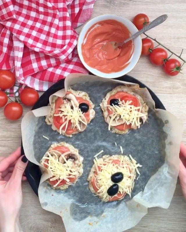 1,254 отметок «Нравится», 15 комментариев — 🍏ПРАВИЛЬНОЕ ПИТАНИЕ, РЕЦЕПТЫ🍒 (@pp_skill) в Instagram: «Мини-пиццы от @gubina_recipes 😋 Мне пицца на таком тесте даже больше нравится, чем обычная, каждый…»