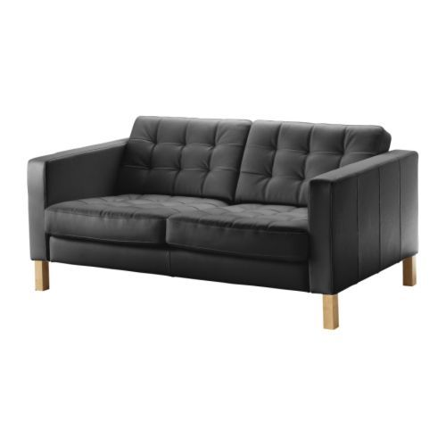17 best images about ikea living room on pinterest for Ikea leather loveseat