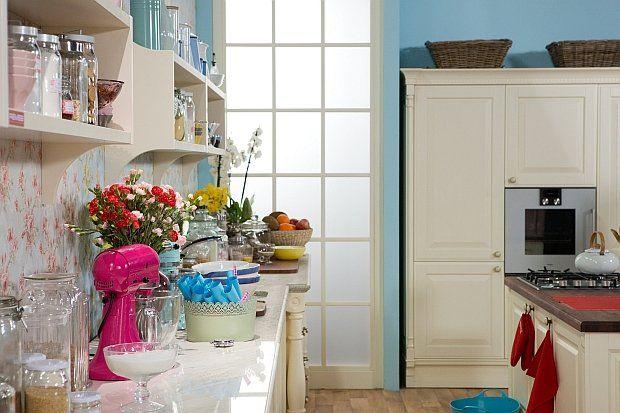 Kuchnia Z Nowego Programu Tvn Style Slodka Rywalizacja Kitchen Cabinets Home Decor Kitchen
