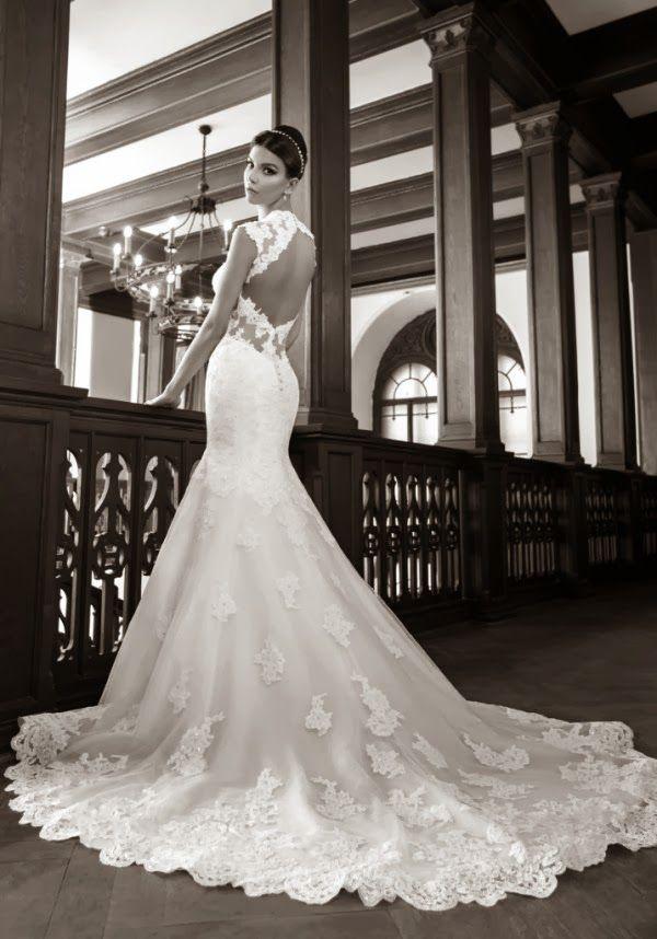 Vestidos de noiva de sonho - BIEN SAVVY |
