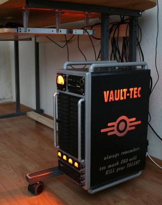 Vault-Tec PC mod