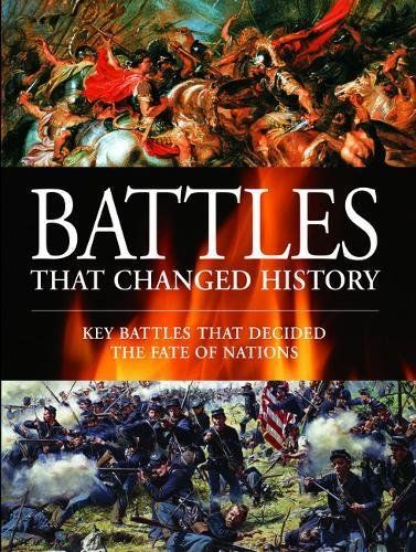 Battles that Changed History:   Marathon, Cannae, Hattin, Blenheim, Waterloo and The Somme – the names of some battles do not fade with the passing of time. Battles that Changed History offers 47 key battles that altered the course of history. The book features many famous and decisive battles, such as Alesia (52 BC), where Gaius Julius Caesar's Roman forces successfully besieged and defeated Vercingetorix's larger Gaul army to seal the conquest of Gaul; Agincourt (1415), where the num...