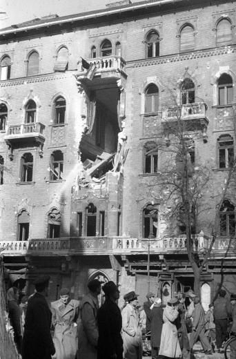 Revolution of 1956, Budapest, Hungary