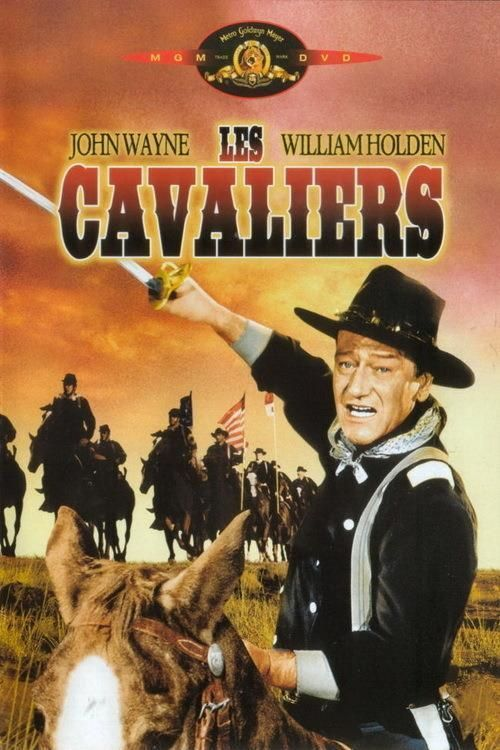 The Horse Soldiers    Les cavaliers     Support: BluRay 1080    Directeurs: John Ford    Année: 1959 - Genre: Aventure / Action / Western / Guerre - Durée: 119 m.    Pays: United States of America - Langues: Français, Anglais    Acteurs: John Wayne, William Holden, Constance Towers, Judson Pratt, Hoot Gibson, Ken Curtis, Willis Bouchey, Bing Russell, O.Z. Whitehead, Hank Worden, Chuck Hayward, Denver Pyle, Strother Martin, Basil Ruysdael