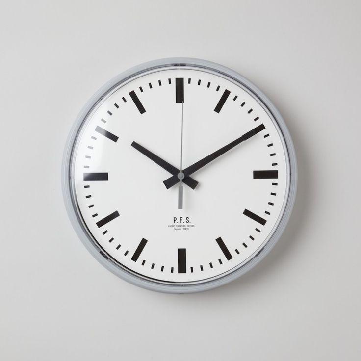 "Pacific Furniture Service - 12"" Wall Clock Grey Bar: Furniture Arrangement, Antiques Furniture, Diy Furniture, Furniture Service, Grey Bar, Clocks Grey, Wall Clocks, Japanese Furniture, Pacific Furniture"