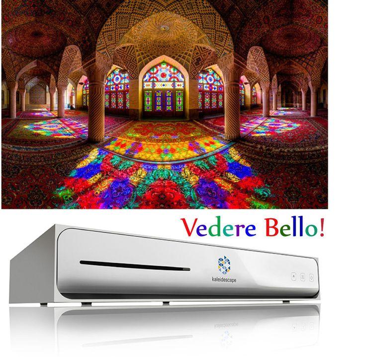 Lettore CD/DVD/ BLURAY Hi End Kaledescaipe Cinema One / Cinema Server 4 Tb / | eBay