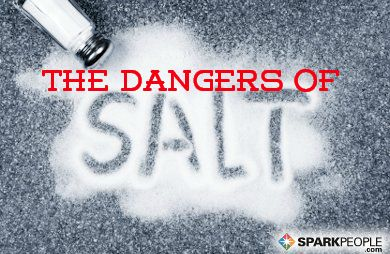 Shakin' It Up with the Skinny on Salt The Danger is Not in the Shaker