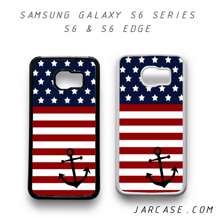 american anchor Phone case for samsung galaxy S6 & S6 EDGE
