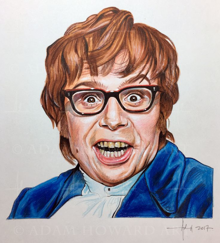 austin powers coloring pages - photo#40