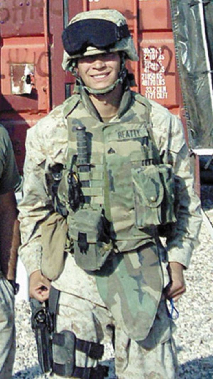 Honoring Marine Cpl. Jonathan S. Beatty who selflessly sacrificed his life on 1/27/2005 in Iraq for our great Country. Please help me honor him so that he is not forgotten.