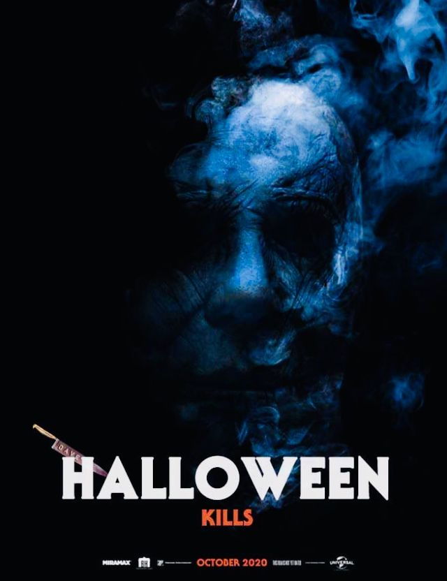 Halloween 2020 Teaser Poster Halloween Kills (October 2020) | Halloween full movie, Horror