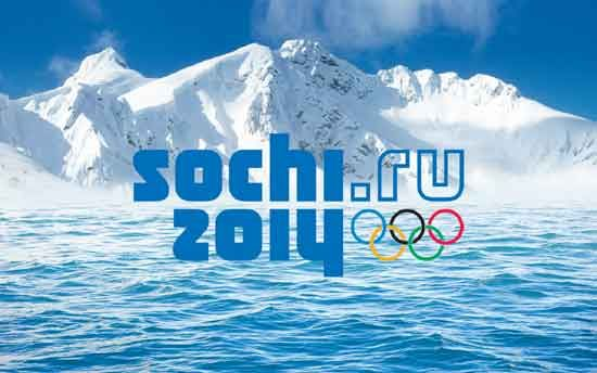 22nd Olympic Winter Games 2014 in Russia