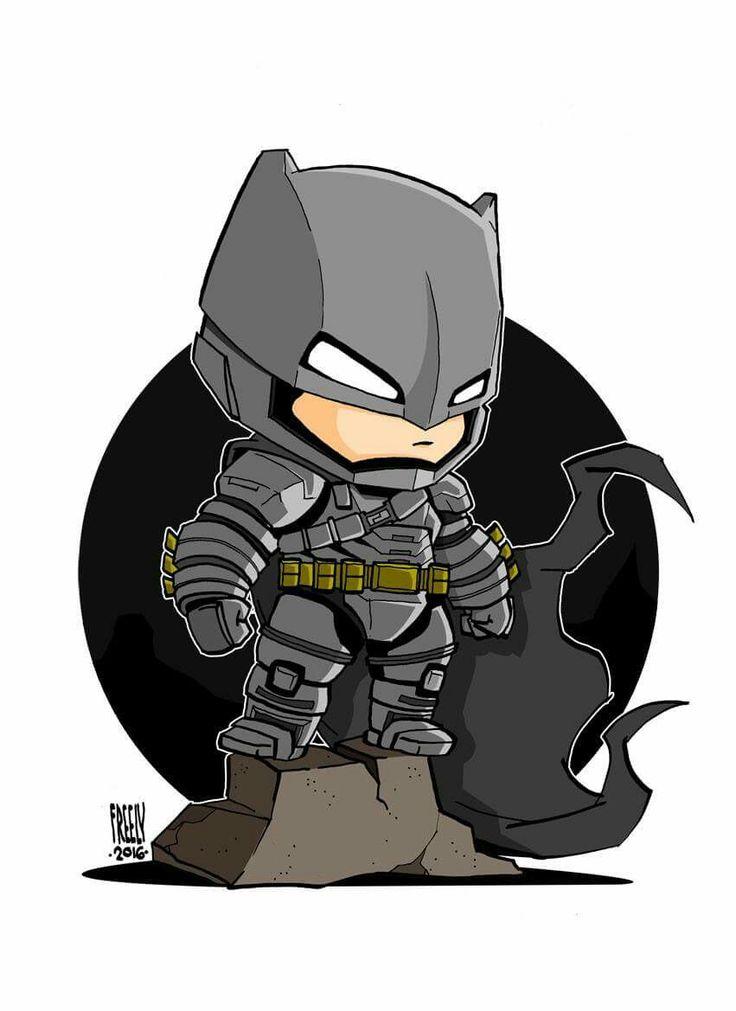 DC Chibi Batman. For similar content follow me @jpsunshine10041