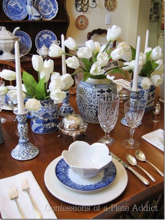 171 Best Blue And White Decorating Ideas Images On