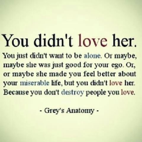 This can be the same for the opposite gender. Sometimes girls take advantage of relationships just like some guys do. Love is one of the most amazing things you can feel, and personally I can't stand people who take advantage of another persons feelings.   #truth #personality #love #quote #didn't #girls #boys #relationships #destroy #alone #ego