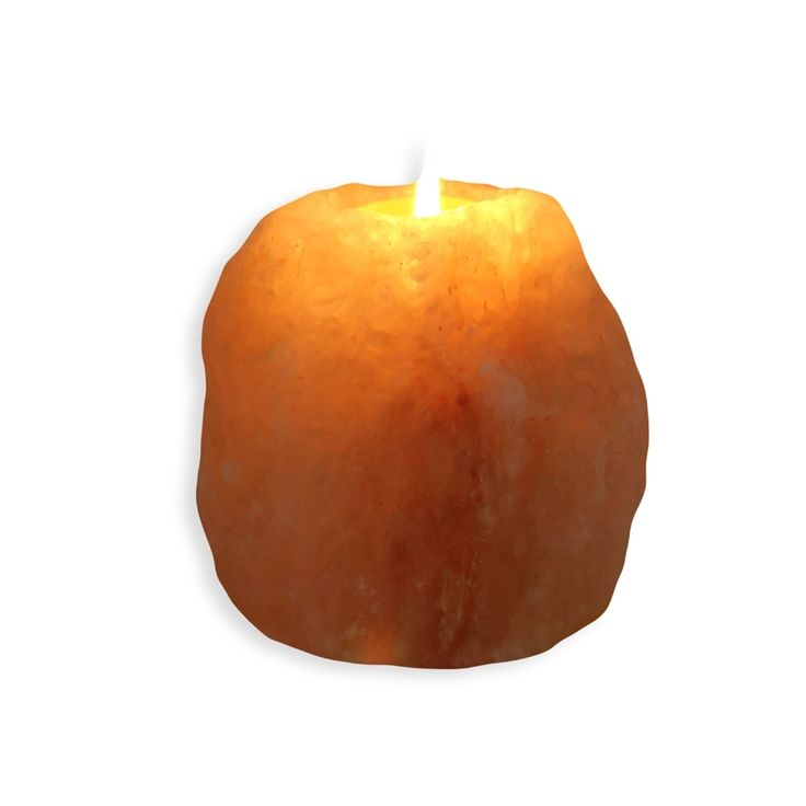 Salt Lamps Yes Or No : 25+ Best Ideas about Himalayan Salt Candle Holder on Pinterest Himalayan salt candle, Salt ...