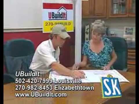 UBuildIt Louisville & ETown - Building or Remodeling? We Can Help!