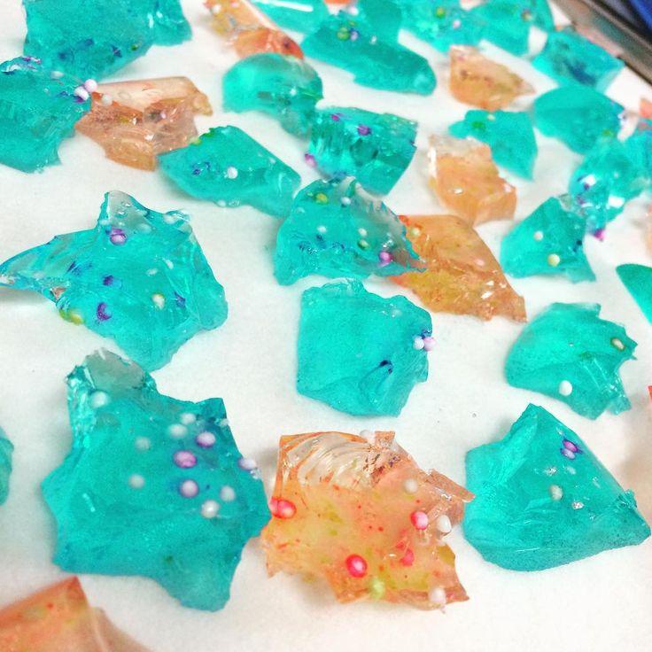 宝石みたいな和菓子!インスタで人気の「琥珀糖」を作ろう♩ - macaroni