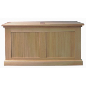 Lacar Solid Oak Blanket Box Price Checked LOW www.easyfurn.co.uk