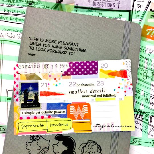 [what is a simple way to begin creative planning?] | Right Brain Planner® by stargardener