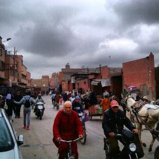 I was not ready for Morocco! Culture shock!