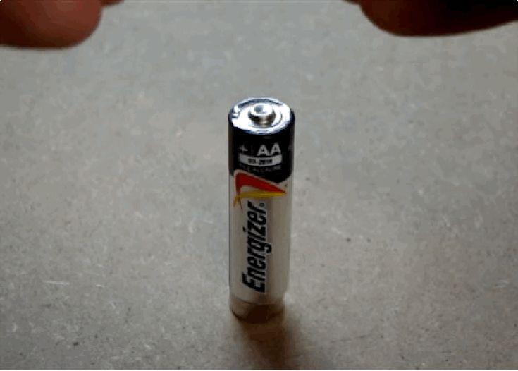 гифка с батарейками