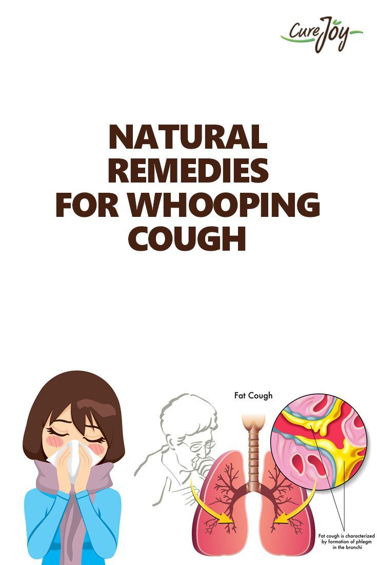 Natural Remedies For Pertussis