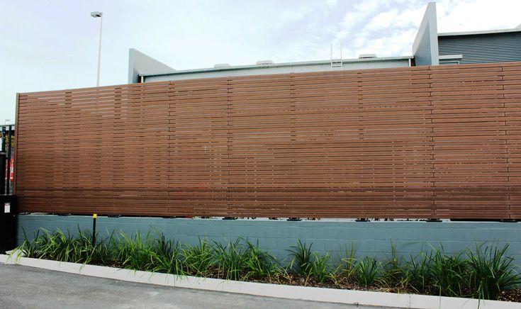 Qantas Catering Brisbane Modwood Screens