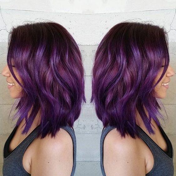 Você é morena, quer ter cabelo colorido, mas não quer descolorir? Então olha a novidade que dá um tom vibrante sem descolorante. E ainda sai em 8 semanas!