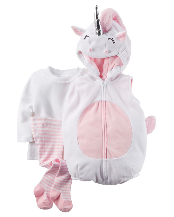baby girl little unicorn halloween costume carterscom - Gir Halloween Costumes
