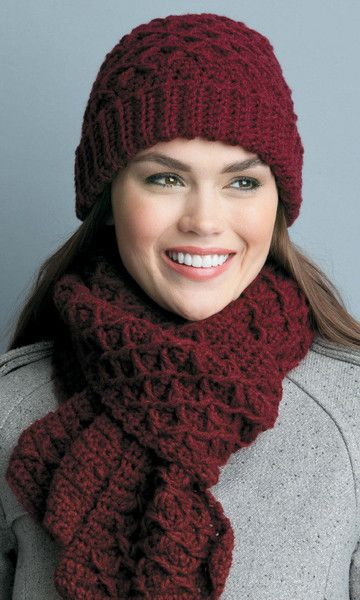 Picture of Hats & Scarves For The Family