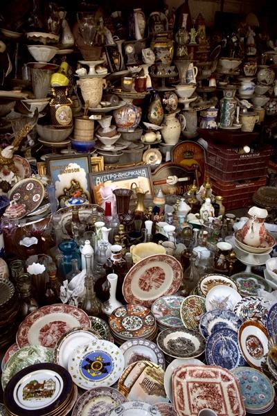 Athens:  Monastiraki Flea Market