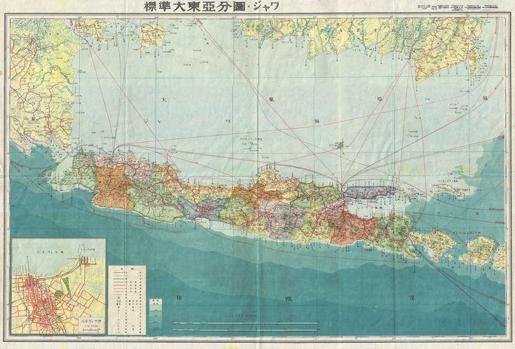 1943_World_War_II_Japanese_Aeronautical_Map_of_Java_-_Geographicus_-_Java11-wwii-1943.jpg (5000×3396)