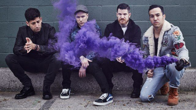 Image result for fall out boy mania