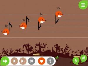 Leuke app voor de muzikale beleving van kinderen. Wat leert je kind van deze educatieve app:  Wat muzieknoten zijn Hoe de muzieknoten klinken Verbeteren van muzikaal gehoor Duur van de noten...  Lees verder op mijn website.